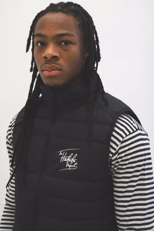 Habibi Project Gilet [Black]