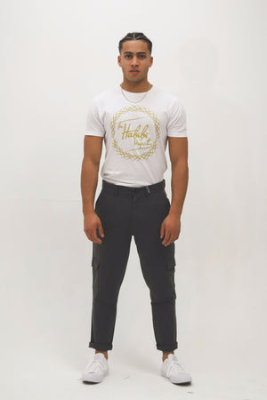 HxP Gold edition t-shirt [white]