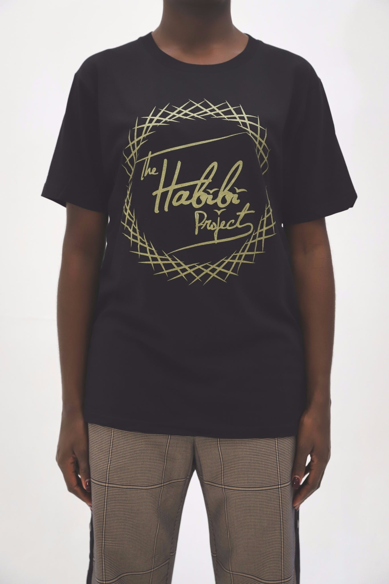 HxP Gold edition t-shirt (black)