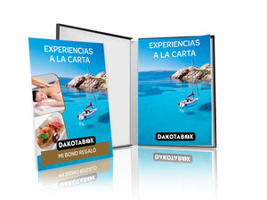 Experiencias a la carta (formato digital)