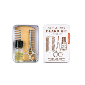 Kit de emergencia para barba