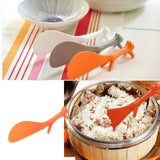 2018 Squirrel Shaped Spoon Non Stick Rice Paddle