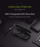 Wireless Bluetooth Earphones includes Charger and Charging box
