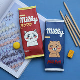 Japanese Style Snack Pencil Pouch