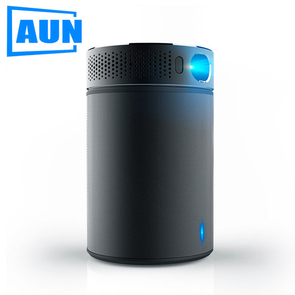 Portable Projector + Bluetooth 4.0 Speakers