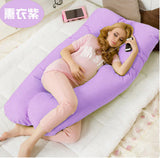 U Shaped Body Pillow (Perfect for snuggling, pregnancies, side-sleepers)