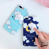 Stress Reliever Squishy Phone Case For iPhone 6 6s Plus 7 7 Plus