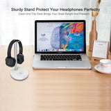 Wireless Charger + Headphone Stand Holder