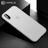 Matte Case for Apple iPhone X
