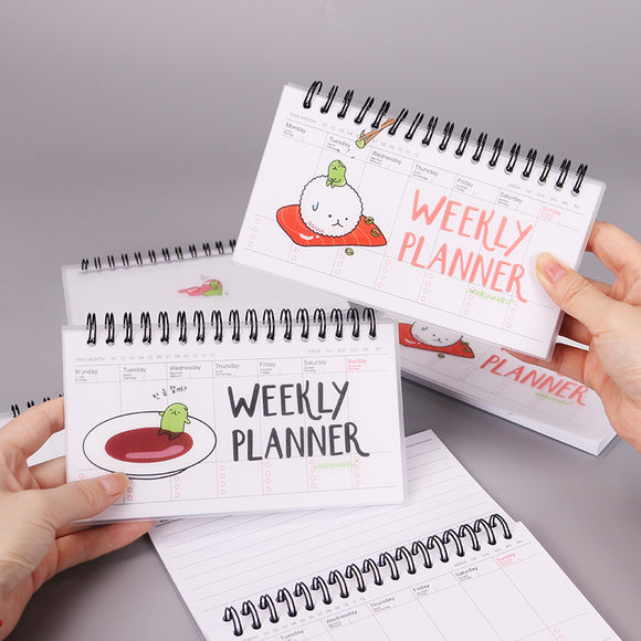 Japanese Style Weekly Planner/Organizer