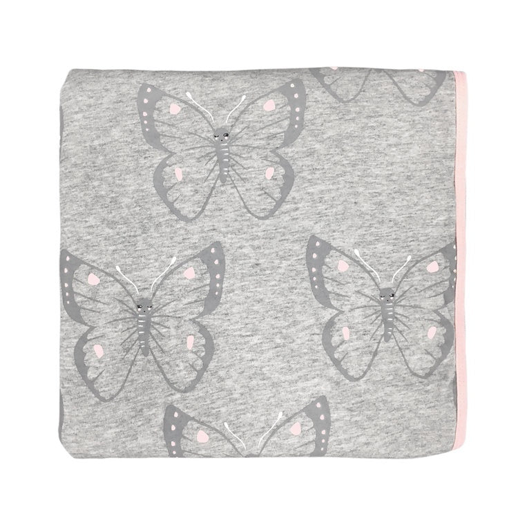 mister fly butterfly blanket