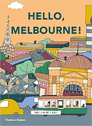 Hello Melbourne Book