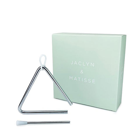 Jaclyn & Matisse Triangle Instrument