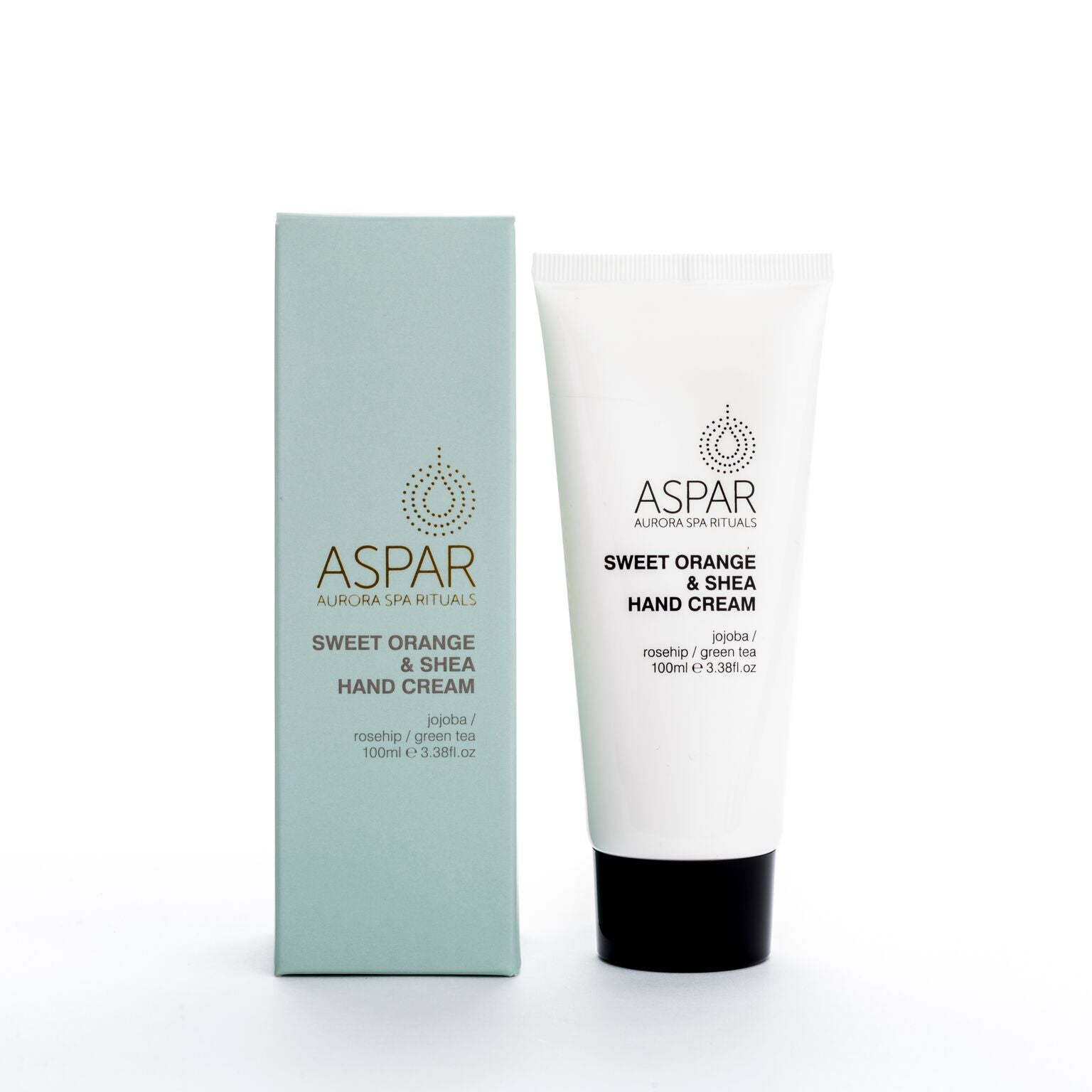 Aspar Sweet Orange & Shea Hand Cream