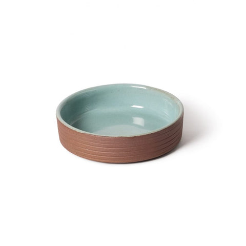 Dish Terracotta Teal