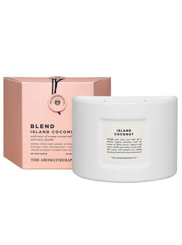 Blend Candle Island Coconut