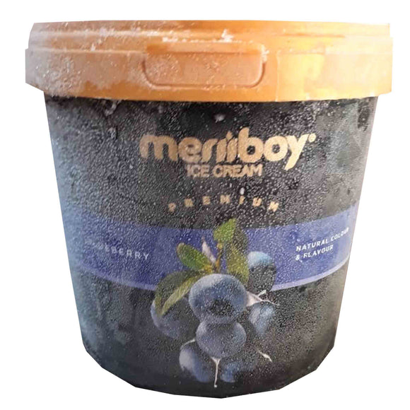 Meriiboy BlueBerry - 1 Ltr