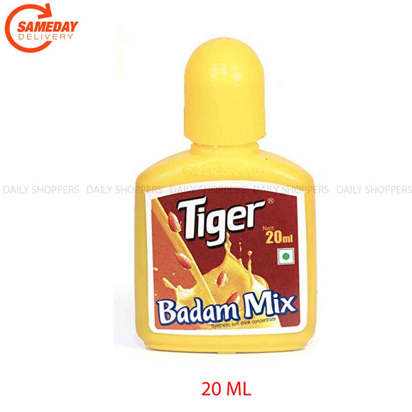 Tiger Badam Mix - 20 ml