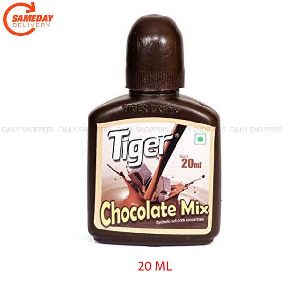 Tiger Chocolate Mix - 20 ml
