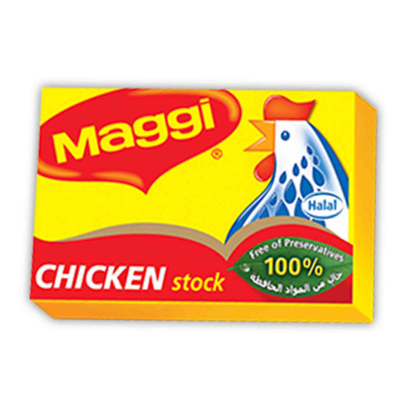 Maggi Chicken Stock