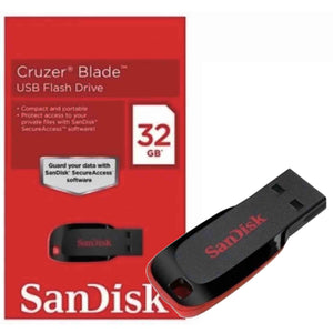 SanDisk 32GB Class 4 Pendrive