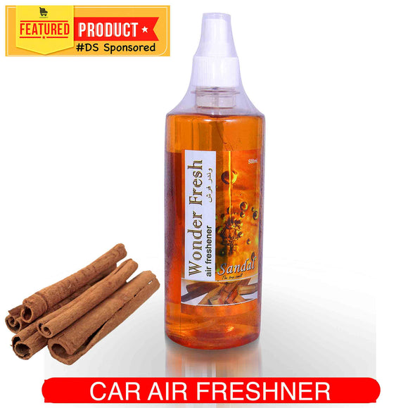 Sandalwood Car Air Freshener
