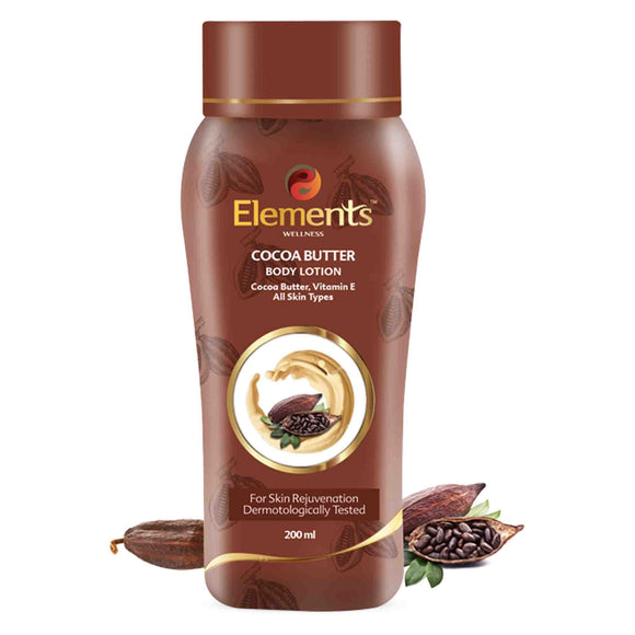 Elements Cocoa Butter Rejuvenation Body Lotion 200ml