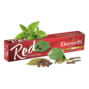 Elements Red Herbal Toothpaste 150 gms