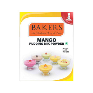 Mango Pudding Mix