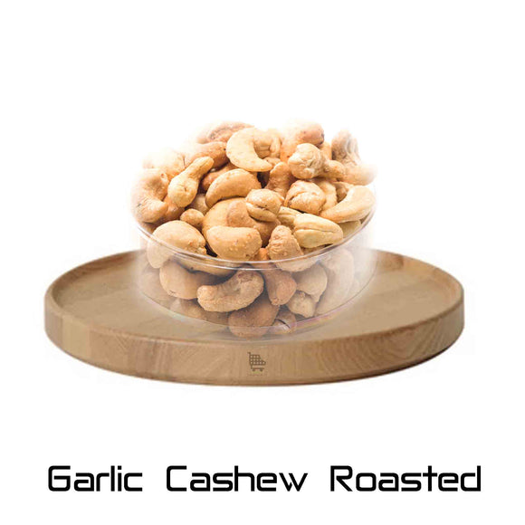 Garlic Cashew Roasted