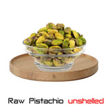Raw Pistachio - Unshelled