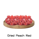 Dried Peach Red