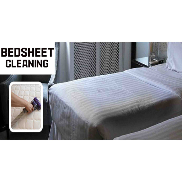 Bedsheet Cleaning