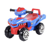 Toy House Racing Turbo Push ATV, Blue