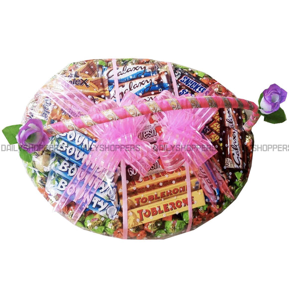 Chocolate Basket Gift Pack 7
