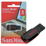 SanDisk 8GB Class 4 Pendrive
