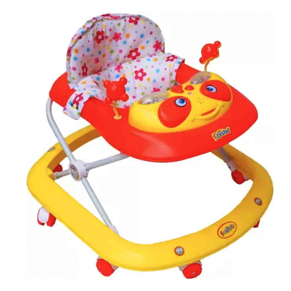 Red - Her Home Musical Activity Walker