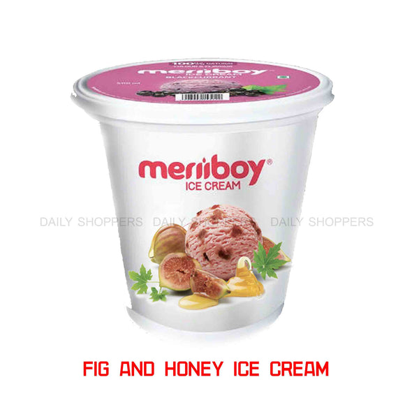 Meriiboy Fig & Honey - 1 Ltr