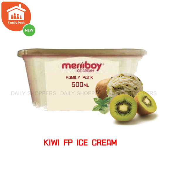 Meriiboy Family Pack Kiwi - 500 ml