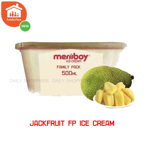 Meriiboy Family Pack Jackfruit - 500 ml