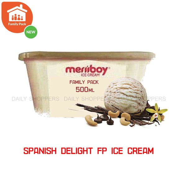 Meriiboy Family Pack Spanish Delight - 500 ml