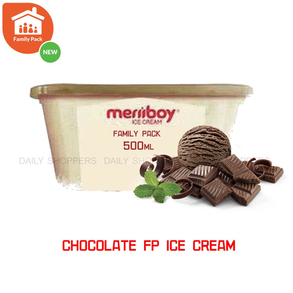Meriiboy Family Pack Chocolate - 500 ml