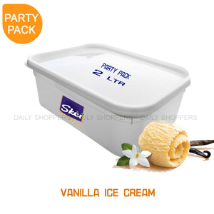 Skei Family Vanilla Ice Cream - 2 Ltr