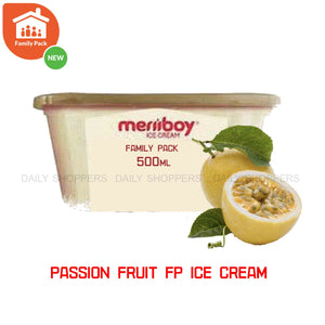 Meriiboy Family Pack Passionfruit - 500 ml