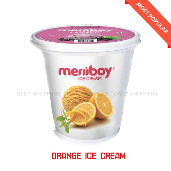 Meriiboy Orange - 1 Ltr