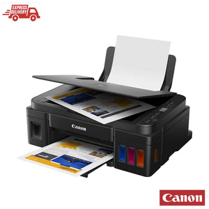 Canon Pixma G2010 All in One Inkjet Printer 33 x 44.5 x 16.3 cm Color-Black