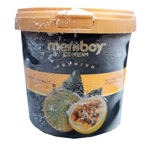 Meriiboy Passion Fruit - 1 Ltr