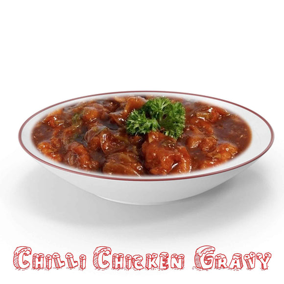 Chilly Chicken Gravy