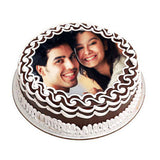 Customized Photo Cake