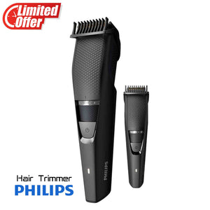 Philips 3000 BT3215 Runtime: 60 min Grooming Kit for Men & Women